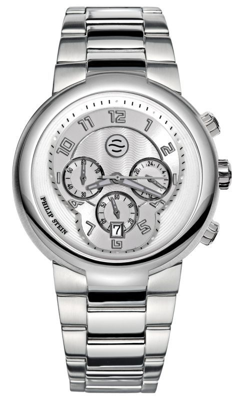 Philip Stein Active 45mm Chronograph Men's Watch. Available through our Brand Name Watches auction, live now!