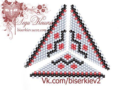 Рушнычек схема треугольника