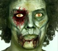 Wanna know how you'd look as a zombie? Zombify yourself!