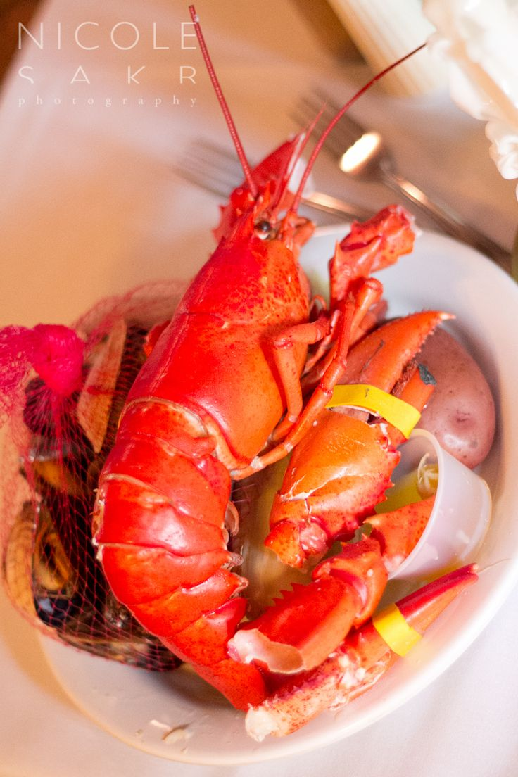 25 best wedding theme clambake images on pinterest lobsters
