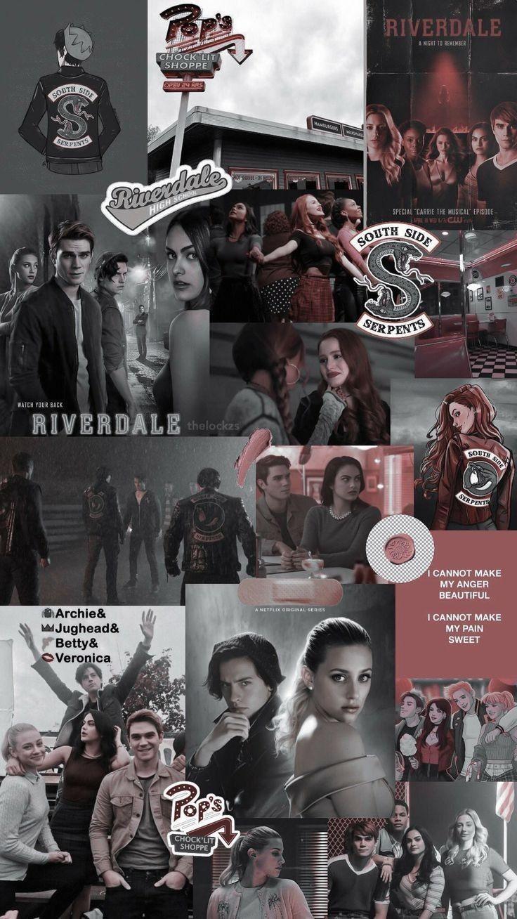 Wallpaper Riverdale Netflix Netflixmovies Con Imagenes Fondos