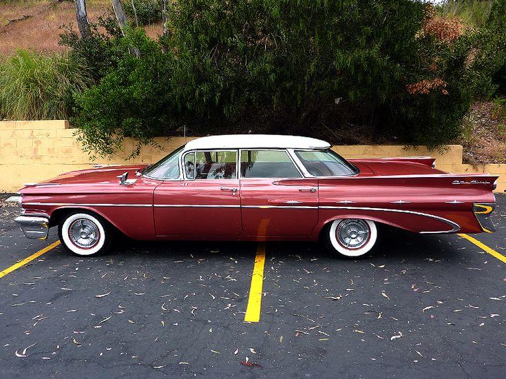 59 Pontiac 1959 Pontiac Star Chief Pontiac Pinterest