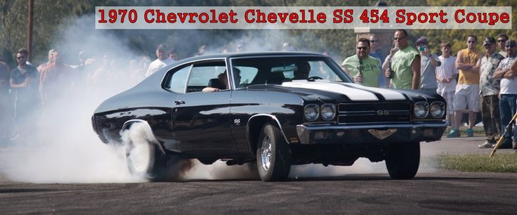 1970 Chevrolet Chevelle SS 454 Sport Coupe
