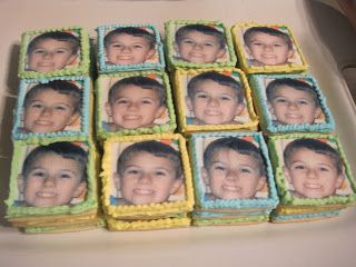 How to Make Photo Cookies – How to put an edible image or printed sugar sheets on cookies | Suz Daily