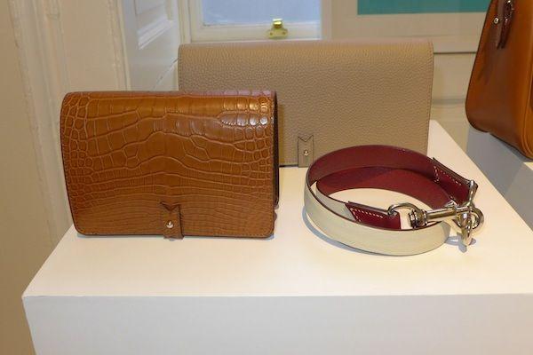 New luxury handbag brand on my radar: La Contrie