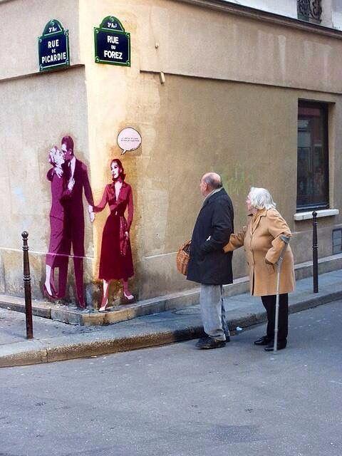 les plus beaux Street Art  - Page 2 Eb8702c871863097f39752a27b5951fe--paris-art-street-art-paris