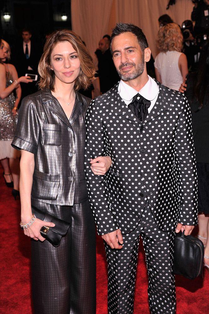 MJ in Polka Dot Suit