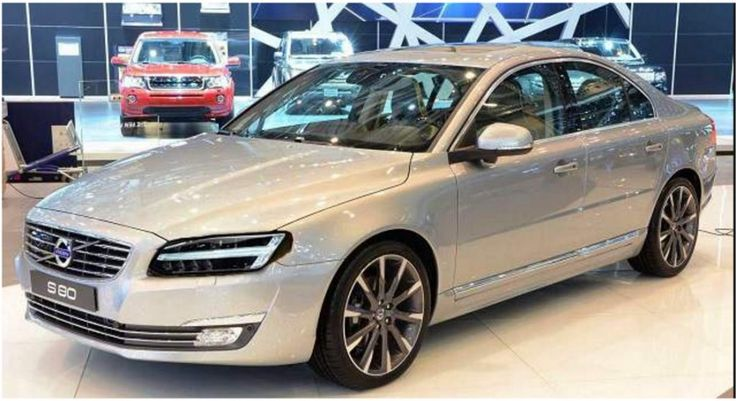 2018 Volvo S80 Concept And Performance