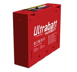 Ultrabatt Lithium Batteries • Bikegear