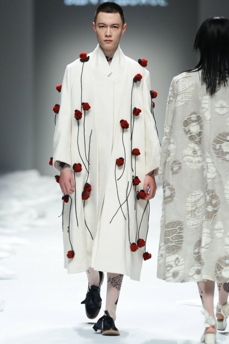 Shanghai Fashion Week Fall