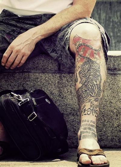 http://fash4fashion.com/unique-leg-tattoos-for-men-on-pinterest/