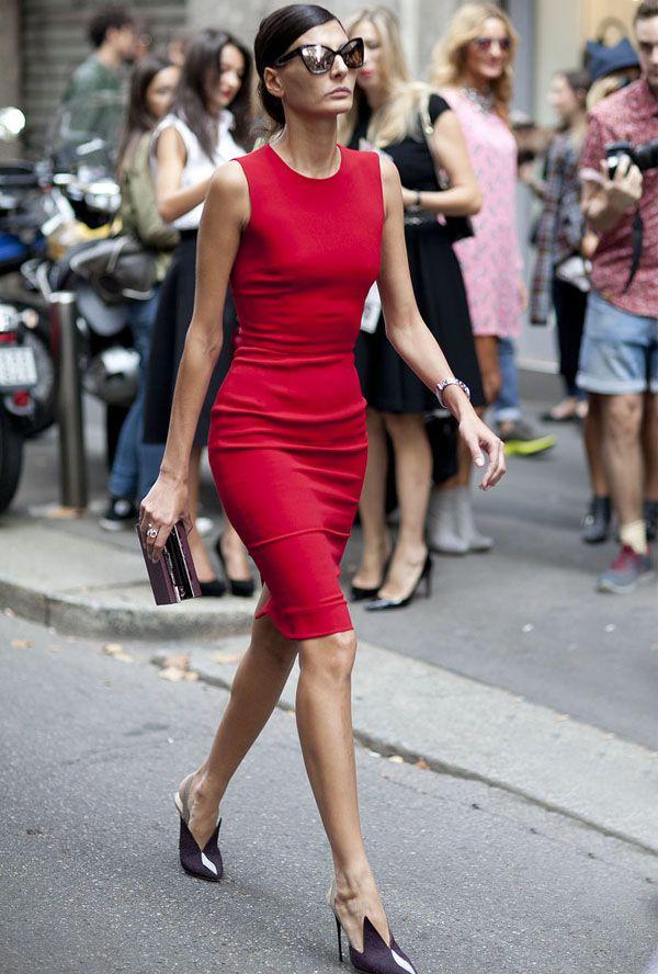 giovanna-battaglia-milao-fashion-week-street-style-vestido-tubinho-vermelho