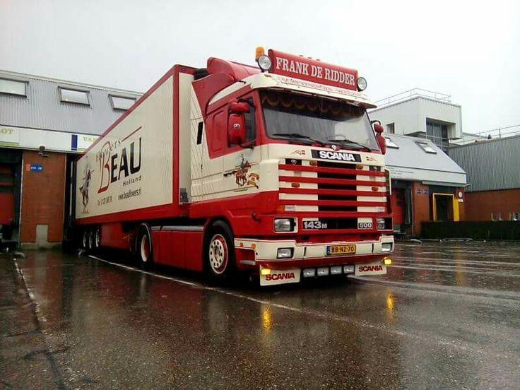 Scania 143M 500 (FRANK DE RIDDER