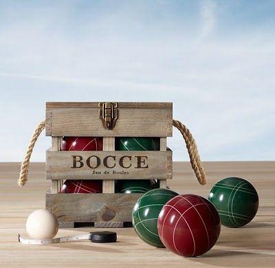 Bocce Ball !