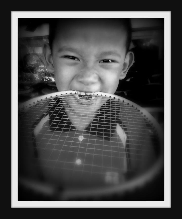 racket .....