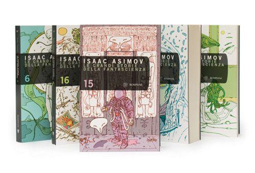 Polystudio - Isaac Asimov. Le grandi storie della fantascienza