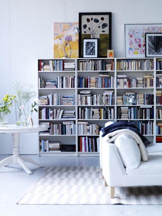 les 25 meilleures id es concernant biblioth ques billy sur pinterest biblioth que ikea billy. Black Bedroom Furniture Sets. Home Design Ideas