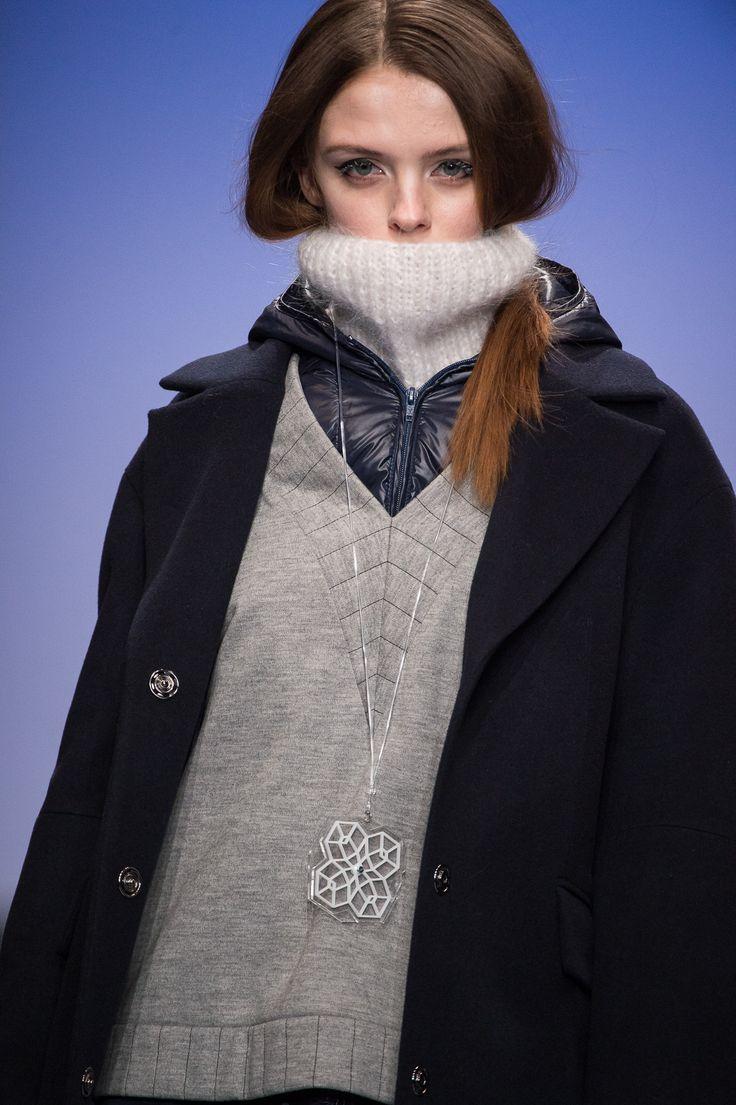 "Victoria Andreyanova collection ""Alaska"" fashion show FW 16/17"