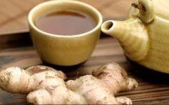 Os 12 Benefícios do Chá de Gengibre