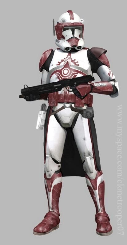 clone commanders - Google Search
