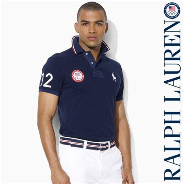 Mens Ralph Lauren Olympics Polo