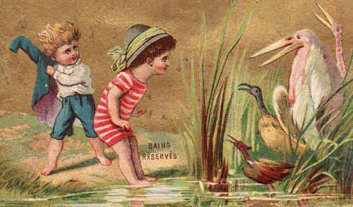 Se noyer dans la mare à Grapin. Origine, signification proverbe, expression populaire. Dictionnaire locutions. Histoire, magazine et patrimoine
