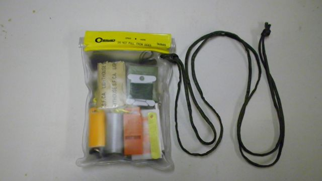 The Pocket Survival Kit Can Signal for Help and Light a Fire, Is Still Small Enough to Fit Anywhere