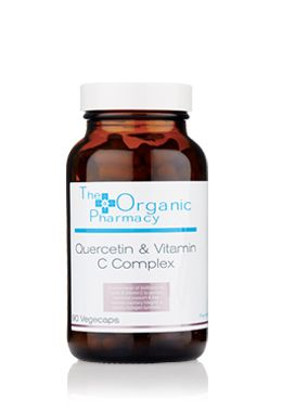 A complex of potent vitamins and anti-inflammatory herbs. Helps reduce allergic and inflammatory reactions such as hayfever, skin allergies (dermatitis) and general allergic reactions as well as pain control associated with inflammation.Stephanie Bassett