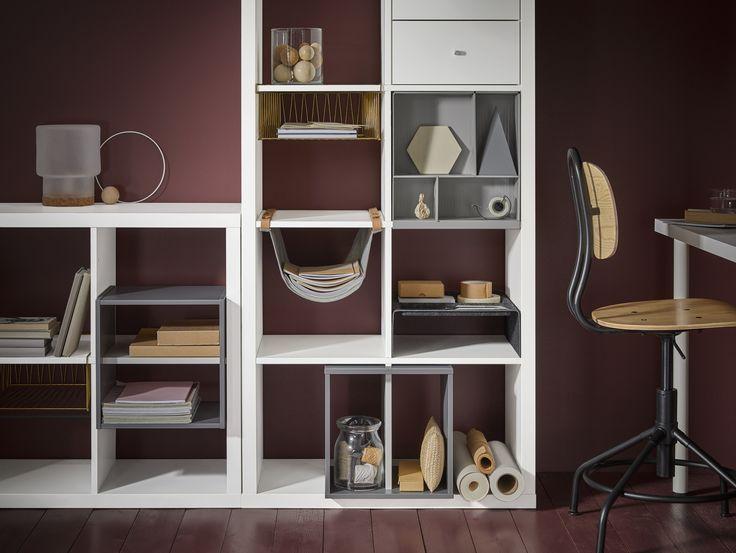 open kasten  IKEA IKEAnederland inspiratie wooninspiratie woonkamer ...