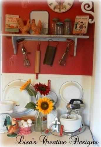 pretty: Country Cottages, Decor Ideas, Vintage Kitchens, Country Cottage Kitchens, Reader Photos, Country Kitchens, Farmhouse Kitchens, Cottage Style, Kitchen Designs