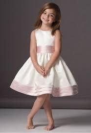 Resultado de imagen para vestidos de noche niña