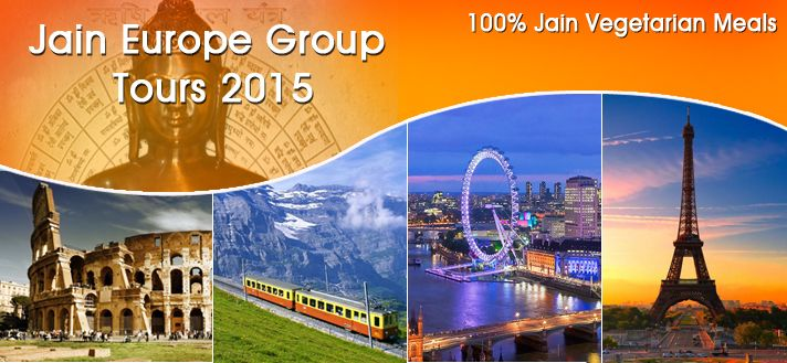 Europe Group Tours offers Special Europe Group Tours and Holiday Packages for Jainies 2015 from Delhi India with amazing discounted rate.