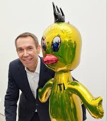 Image result for jeff koons TITI (STAINLESS)