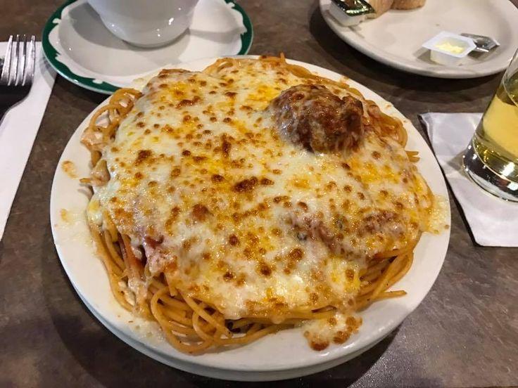 [I ate] a side order of spaghetti parm http://ift.tt/2j06Zvq #TimBeta