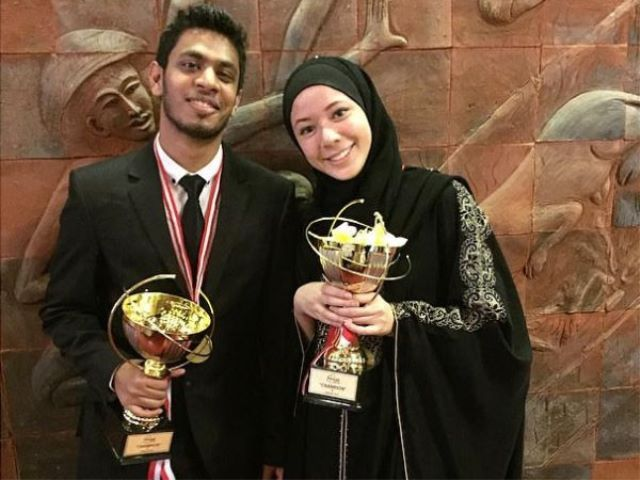 "IIUM debaters are Asian British Parliamentary champions | PETALING JAYA: It looks like the International Islamic University Malaysia (IIUM) debate team has made a ""hobby"" of collecting trophies."