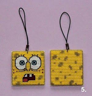 SpongeBob - breloczek (5)