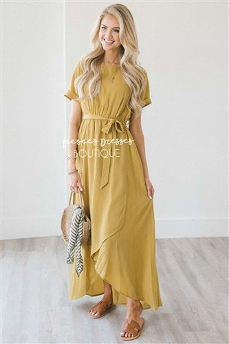 974a9d7e1be8 The Maleah in 2019 | MODEST doesn't mean frumpY! | Dresses, Church dresses, Modest  dresses