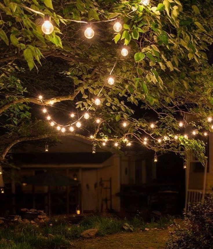 40 Awesome Outdoor Lighting Ideas To Welcome 2019