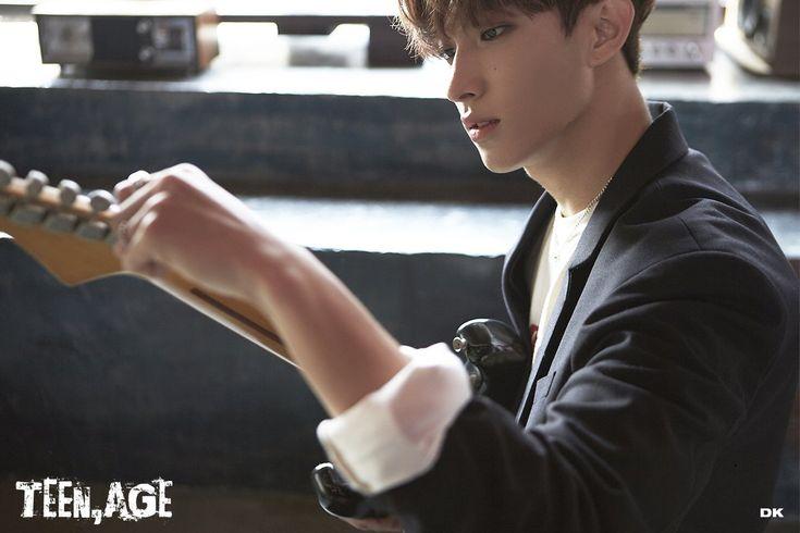 DK | Dokyeom | Lee Seokmin
