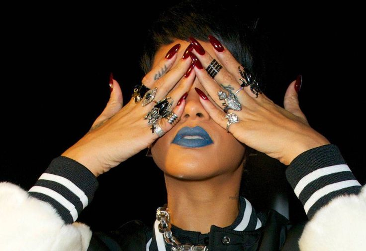 1000 images about rihannas nails on pinterest rihanna