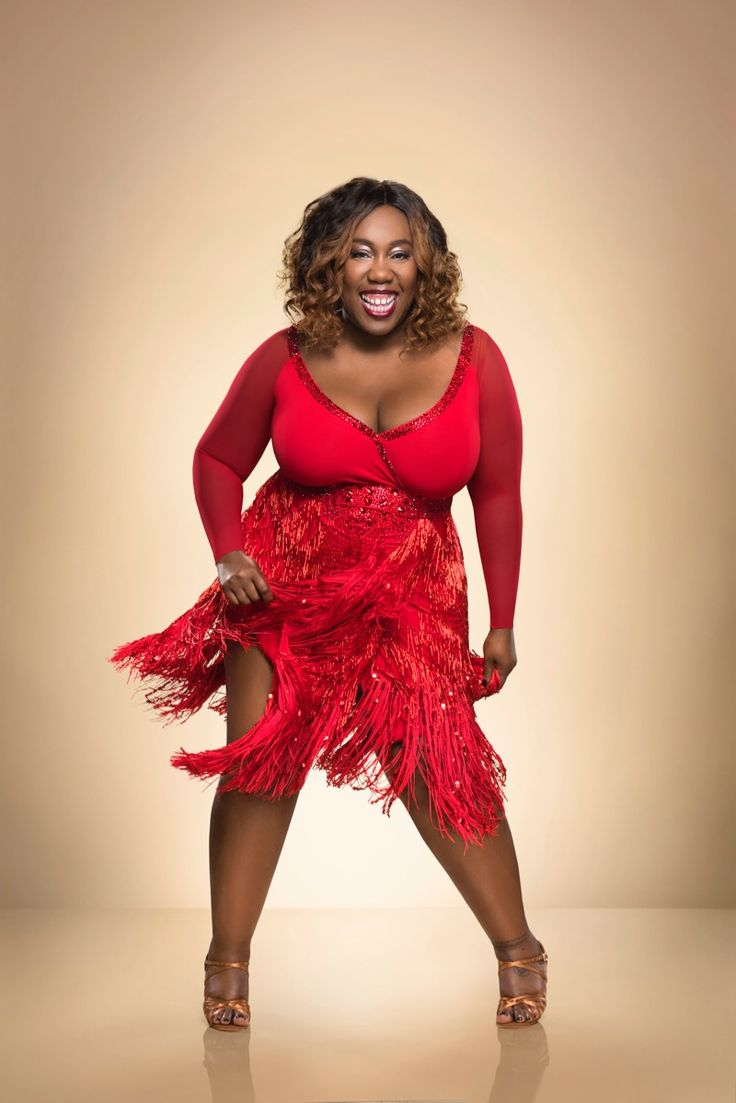 Chizzy Akudolu, sadly first celebrity to be voted off SCD