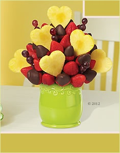 forget flowers! i want an edible arrangement!
