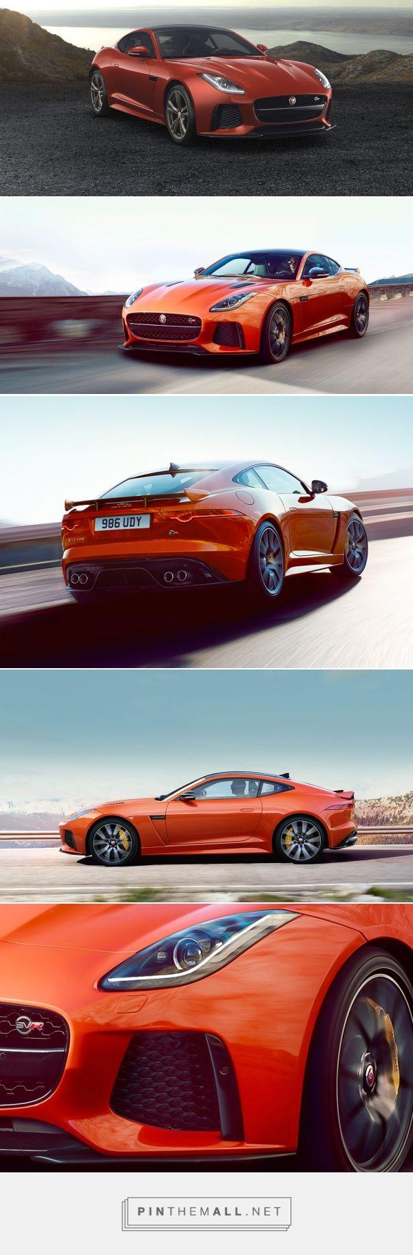 Jaguar f type svr coup cars2016 jaguar