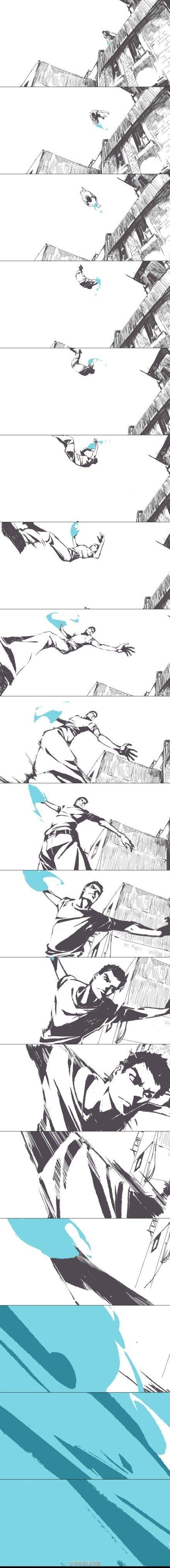 《中国惊奇先生》中ED原画序列帧分享第二...