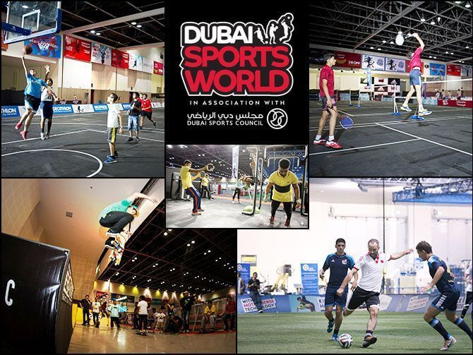 Bigger and Better: Dubai Sports World is back