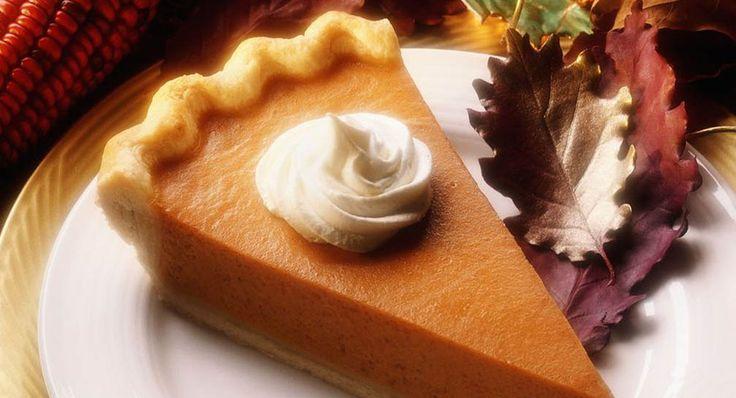 Classic Pumpkin Pie (McCormick)