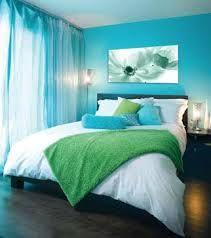 chambre ado vert et bleu httpsfrpinterestcom - Chambre Bleu Vert