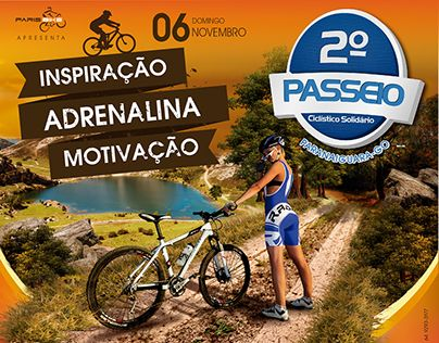 "Check out new work on my @Behance portfolio: ""2º Passeio Ciclístico Solidário"" http://be.net/gallery/48782399/2-Passeio-Ciclistico-Solidario"