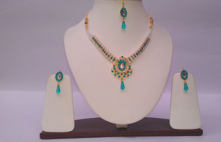 Artificial jewellrry at reasonable prices.