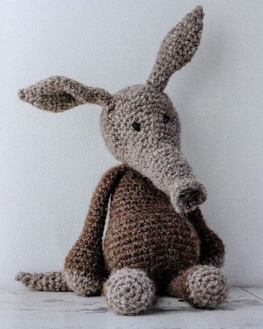 Edward's Menagerie - one of 40 soft and snuggly toy animal crochet patterns - Maggie's Crochet